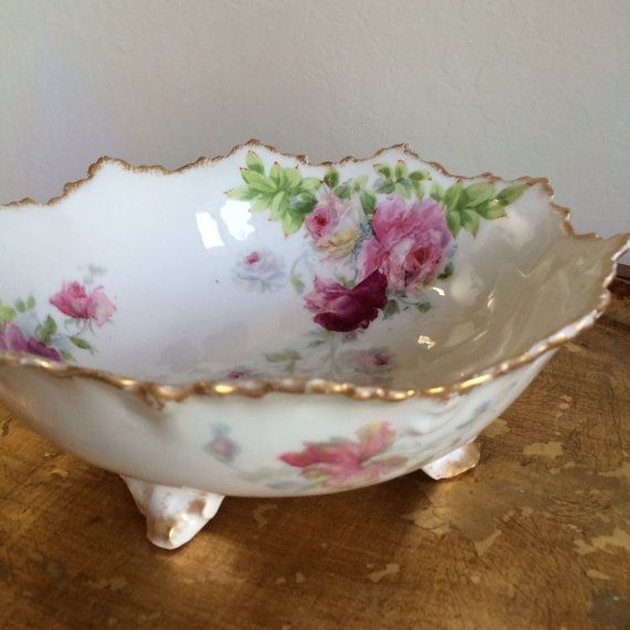 433 best LIMOGES images on Pinterest | Limoges china, Painted ...