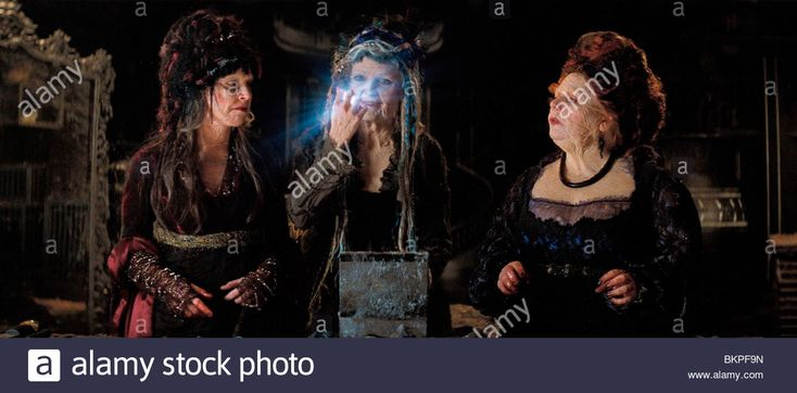 Stardust (2007) Sarah Alexander, Michelle Pfeiffer, Joanna Scanlan Stock Photo, Royalty Free Image: 29383809 - Alamy