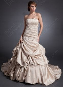 Mermaid/Trumpet Wedding Dresses, Wholesale Wedding Dresses at Pickeddresses.com