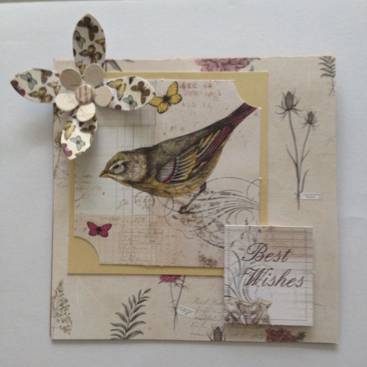 Botanica card created by Elisabeth Hogarth