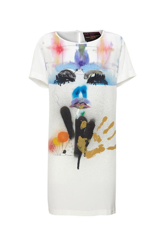 J.V. Horizon Face Dress . Something Else
