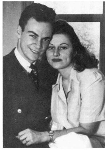 """Richard Feynman's Letter to His Departed Wife: """"You, Dead, Are So Much Better Than Anyone Else Alive"""" (1946)"""
