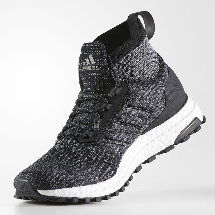 The adidas Ultra Boost ATR Mid Oreo (Style Code: S82036) features signature Oreo-speckling throughout the Primeknit upper with full-length Boost. More: