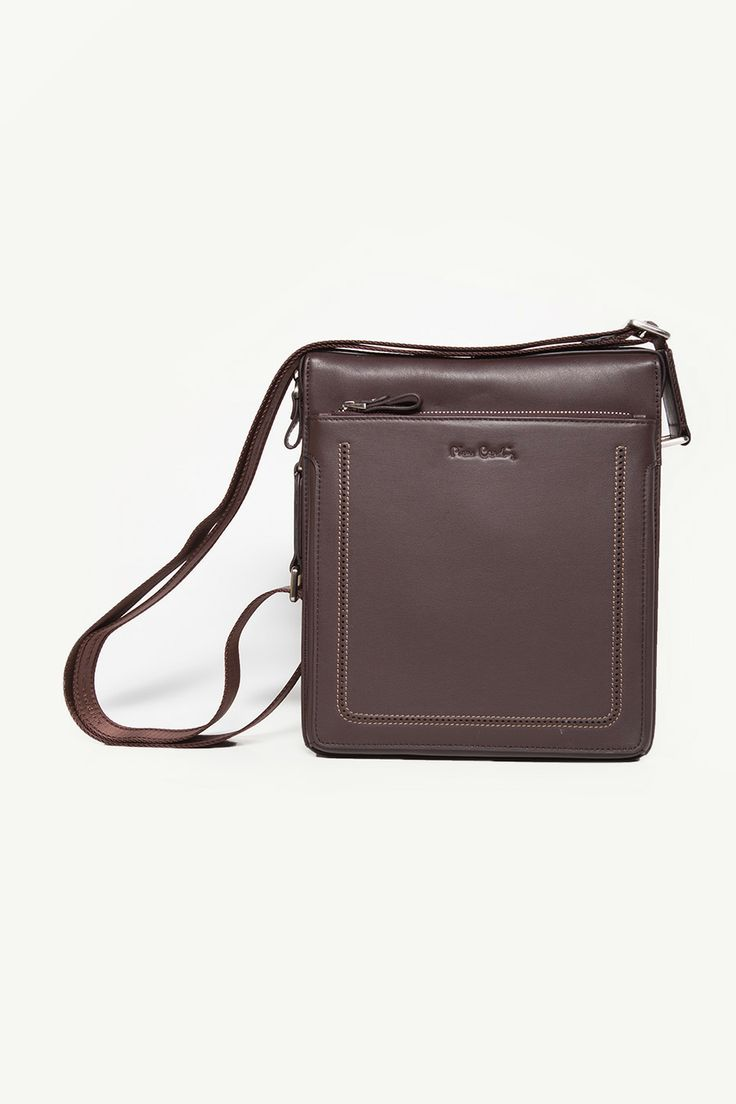 Perforated Coffee Sling Bag