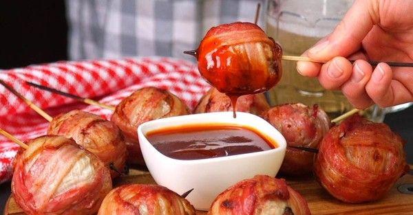 Stuffed Onion Bombs Will Rock Your World!