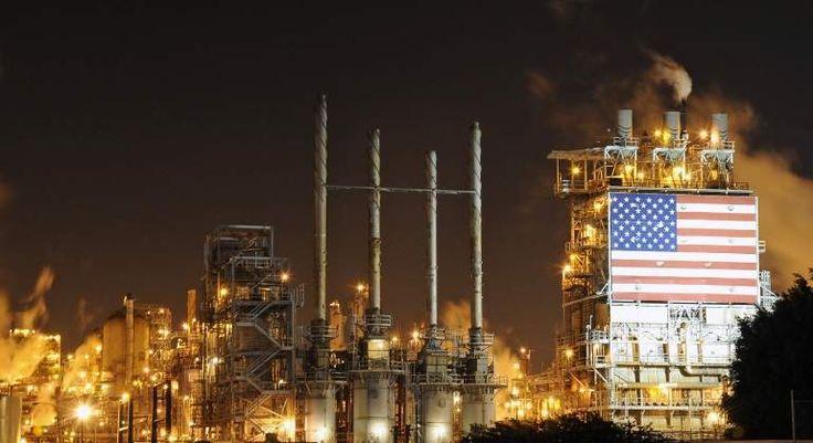 Producción petrolera en EE.UU llegara a los 10 millones EE.UU rompe récord de casi cinco décadas de antigüedad produciendo 10 millones de barriles diarios.  http://wp.me/p6HjOv-44s ConstruyenPais.com