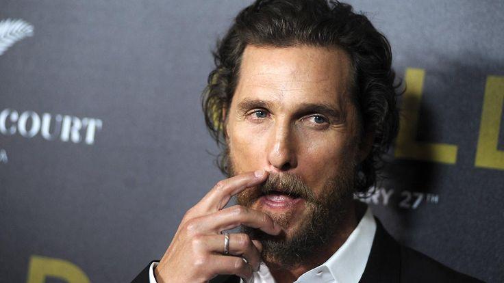 Promi-News des Tages: McConaughey hat kräftig zugenommen