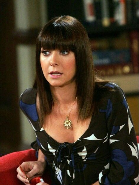 Loving this lily aldrin hairstyle | Hair style/colour | Pinterest | Lily aldrin, Lilies and ...