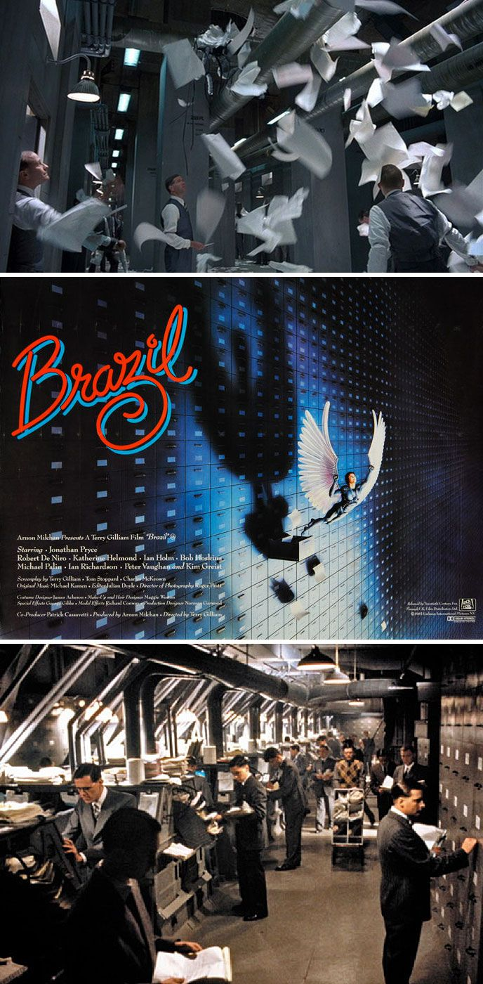 Terry Gilliam's Brazil (1985)