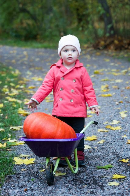 November 8, 2013 ~ The Royal Court has released two new photos of Princess Estelle taken there a few days in the palace gardens Haga
