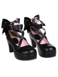 Elegant lolita footwear, Gothic lolita shoes, Sweet lolita shoes online - Lolitashow.com