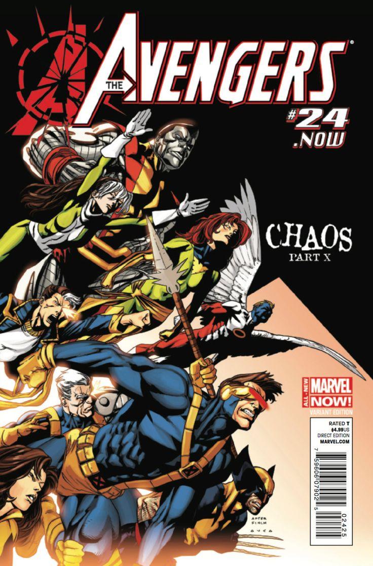 Avengers #24 - Rogue Planet - Anka variant (Issue)