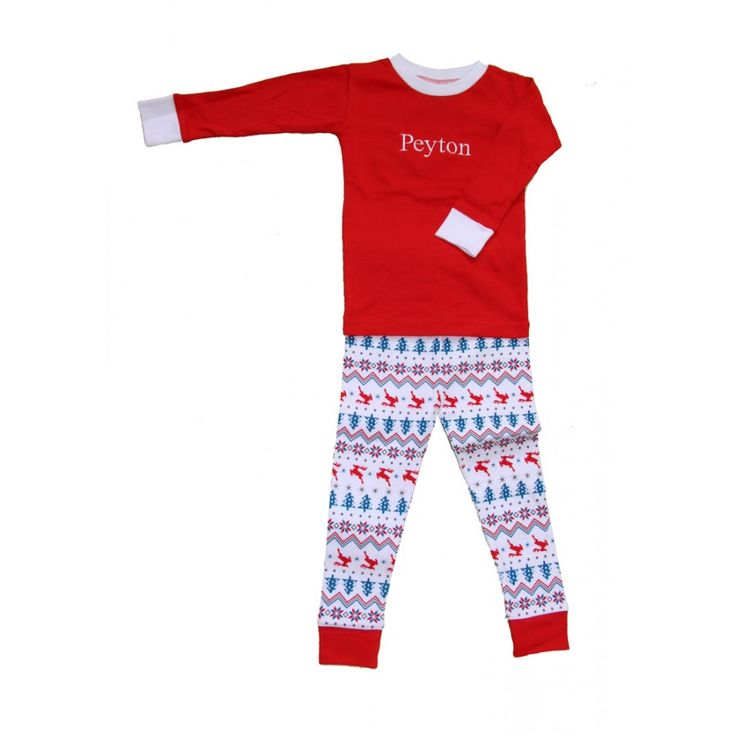 60 best Christmas Jammies images on Pinterest | Organic cotton and ...