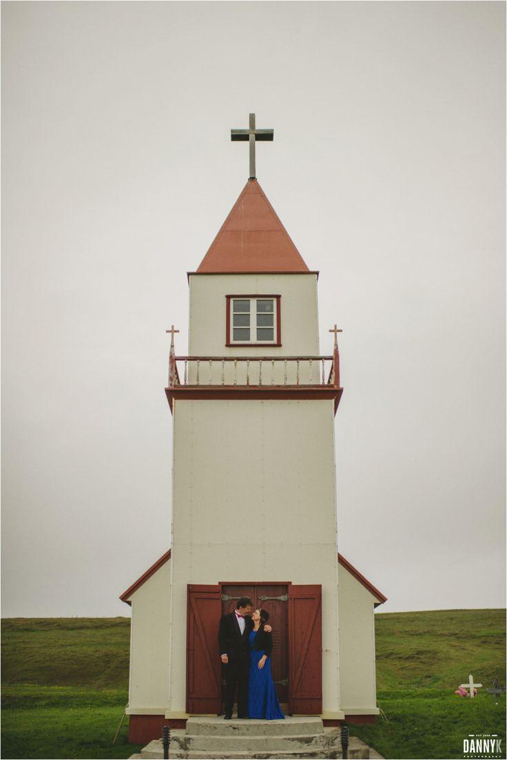 Grimsey Iceland Destination Wedding Photography