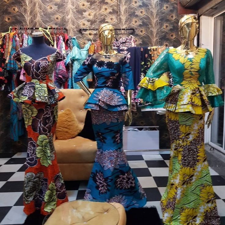 """The possibilities are endless when it comes to Ankara and this week we are inspired by Finiee couture.The """"African"""" print itself arouses a considerable measure of styles, Ankara/African prints can be made into any style and chips away at different skin tones of unique body shapes,..."""
