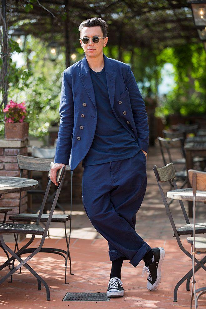 Street Looks from Pitti Uomo Spring/Summer 2016 Menswear   Vogue Paris