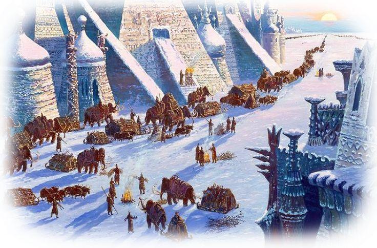 ATLANTEAN GARDENS: The Ancient Legend of Hyperborea