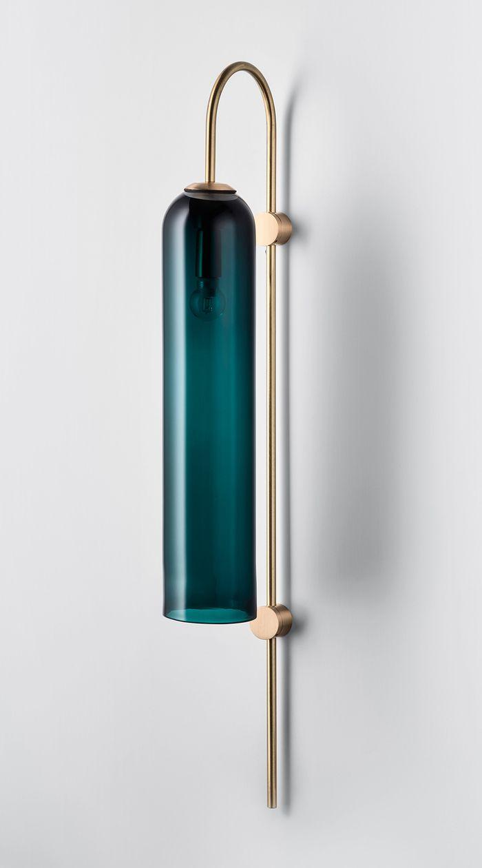 Les luminaires du moment : Applique Float, Drunken Emerald (Articolo)
