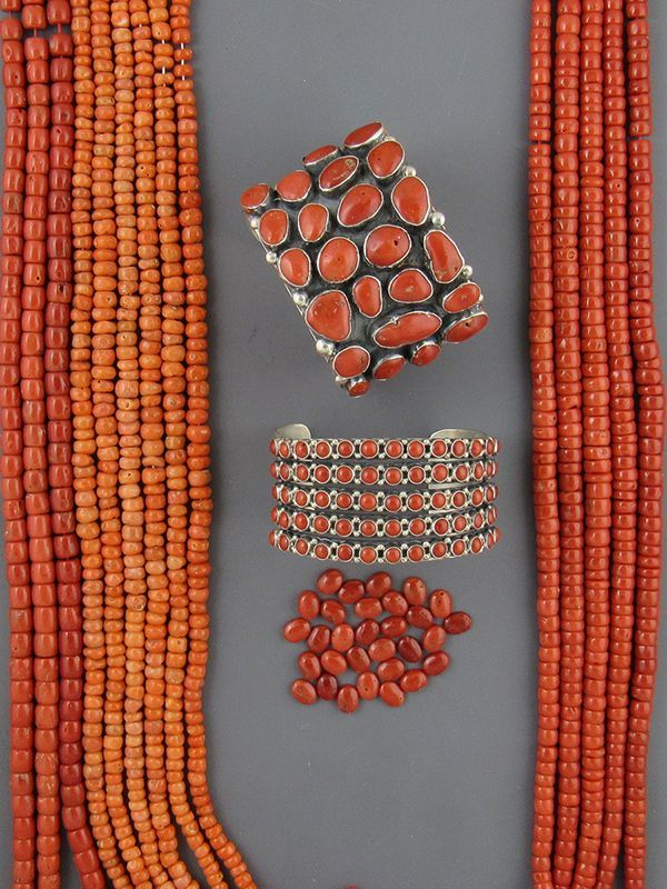 Mediterranean Coral - Don Lucas Jewelry