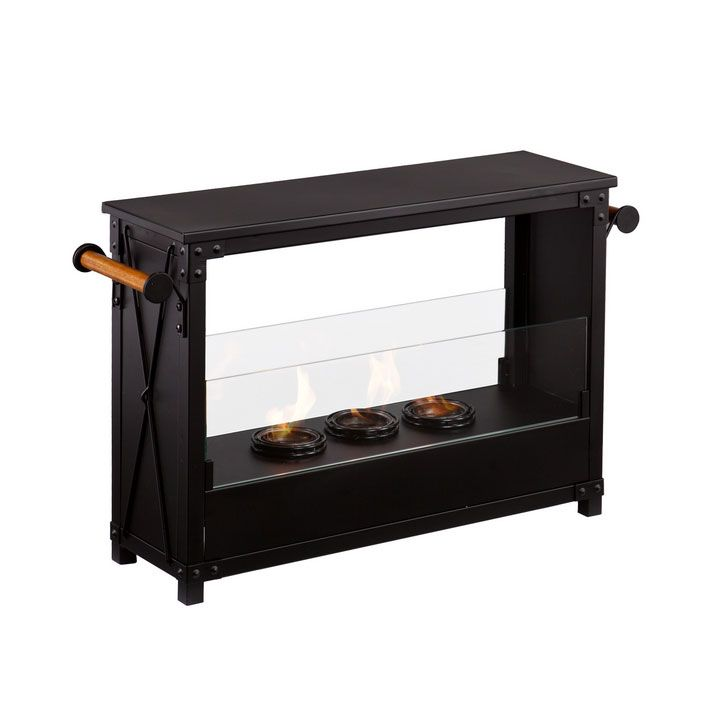Kirby Indoor Outdoor Fireplace I Want It Pinterest An Electric