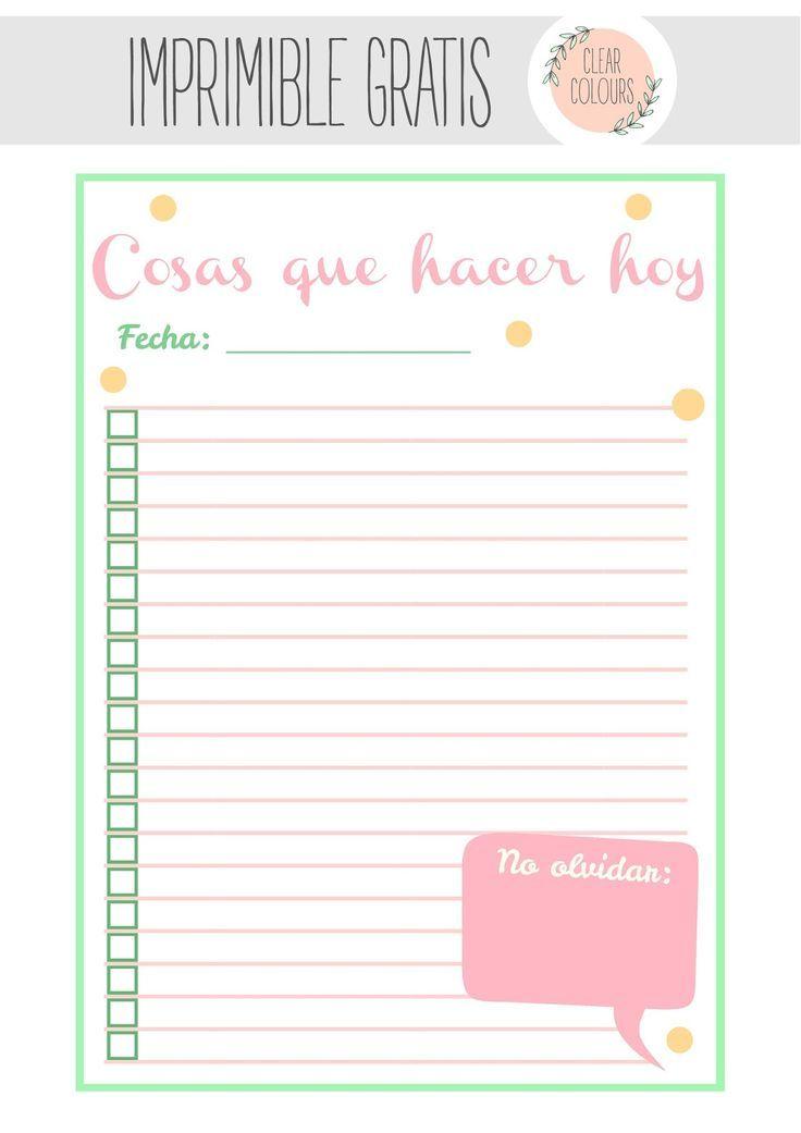 Best 25+ Mi agenda ideas on Pinterest Agendas, Mi cuaderno and - event agendas