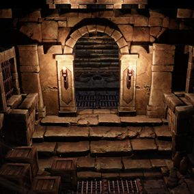 The second part of Top-Down series takes you into the dark underworld and dungeons full of ancient secrets.