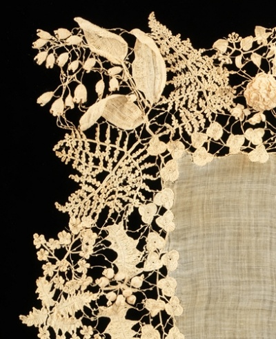 amazing - irish crochet lace