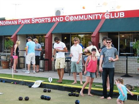 Grab your mates this Sunday for some barefoot bowls and live music at the Norman Park Bowls Club!  http://www.visitbrisbane.com.au/Travel/Events/Event-View.aspx?id=25438