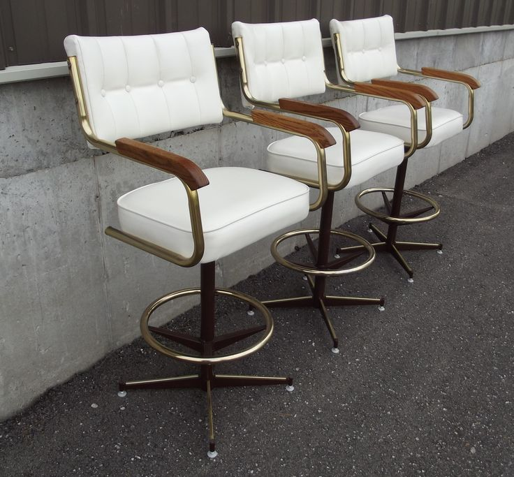 Set Of 3 Stunning Bar Stools Sofas Chairs amp