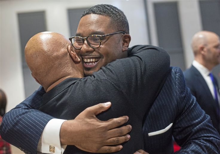 """Democrat Austin Davis appeared to have secured a win Tuesday in the special election to replace Marc Gergely in the 35th State House District. """"I think ..."""