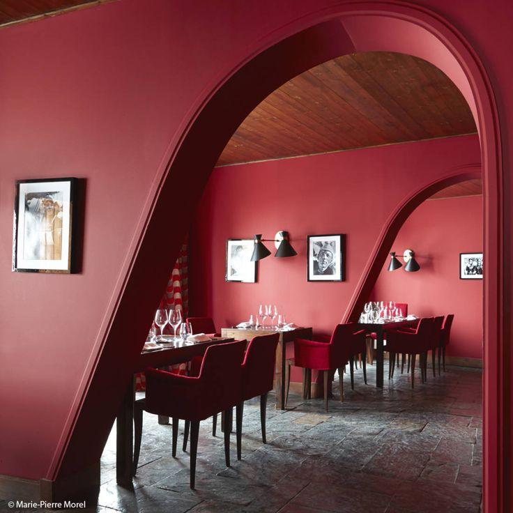 Les 75 meilleures images propos de couleurs trendy trendy colors sur pinterest turquoise for Couleur restaurant tendance