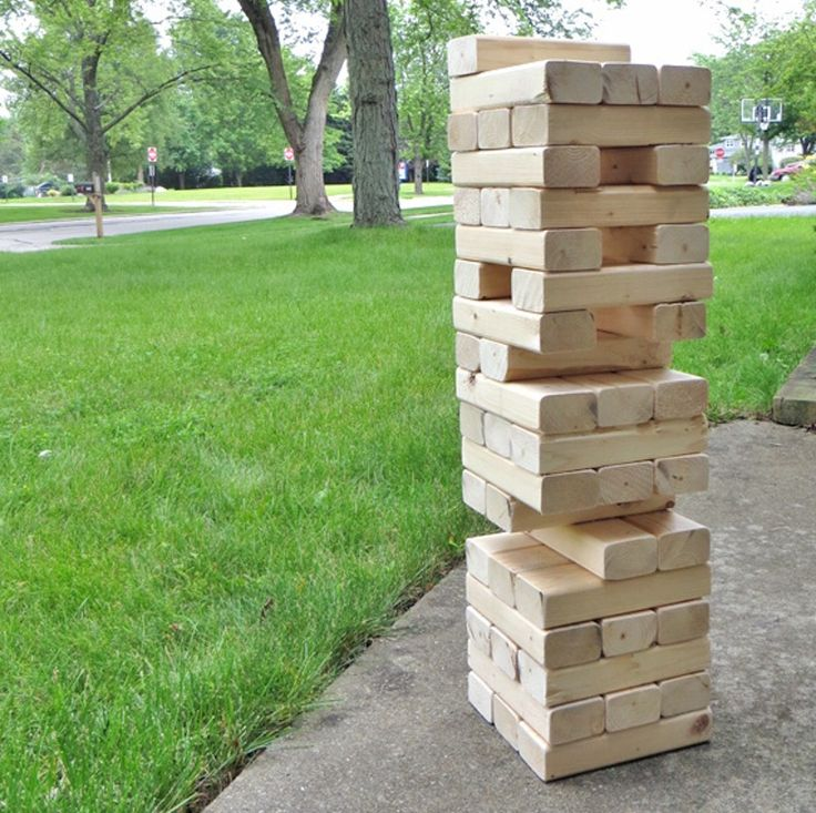9 DIY Outdoor Games You Need to Play This Summer | Yard ...