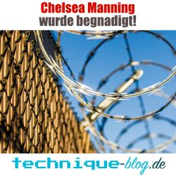 Chelsea Manning wurde begnadigt
