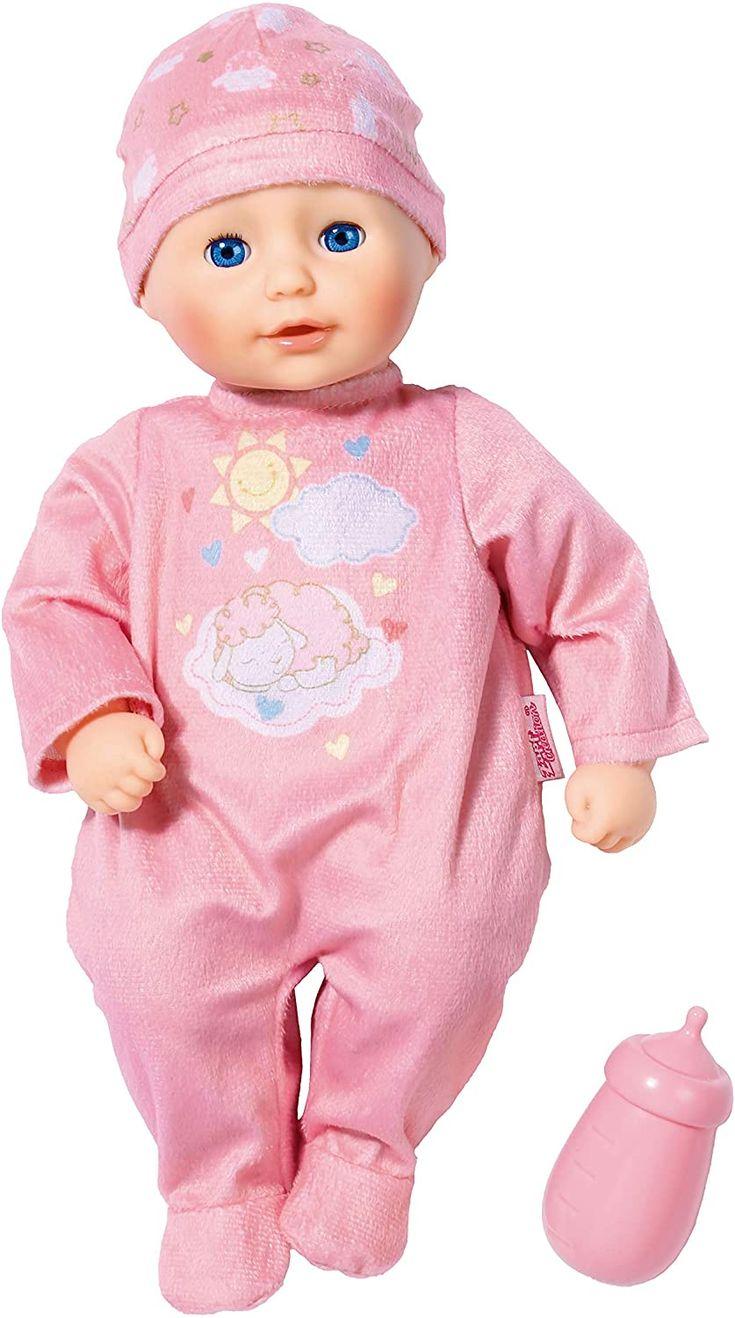 Zapf Creation Baby Annabell My First Annabell Weiche Puppe Mit Schlafaugen 30 Cm Zapf In 2020 Baby Annabell Baby Born Puppe Zapf Creation