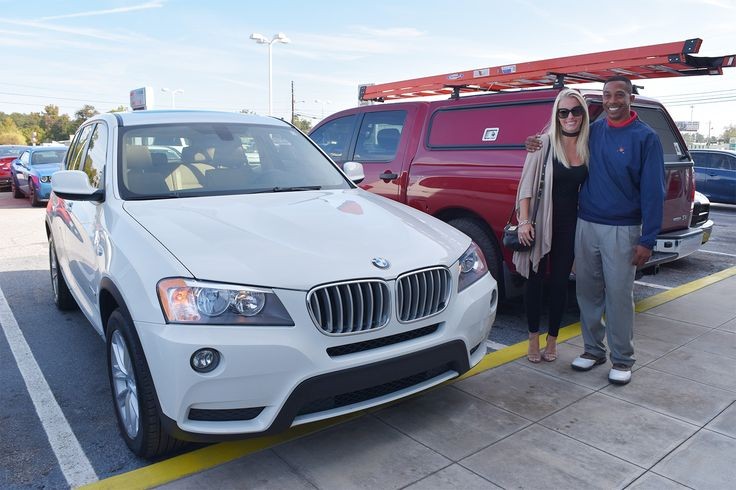 Thanks to Anna C. for getting her Pre-Owned BMW from Reggie!