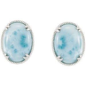 Larimar Fancy Diamond Earring in Beaumont, TX | Alter's Gem