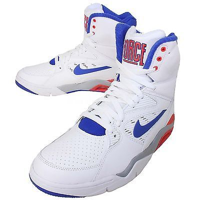 Ps(Size 9) Nike Air Command Force 2015  Retro Basketball Shoes 684715 101