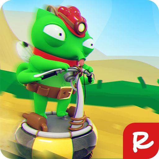 #icon #aoflig #fligadventures #Flig #maze #runner #airhockey #indiedev #indiegame #gamedev #game #mobile #android #free #indie #funny #green #colorful #radbrothers