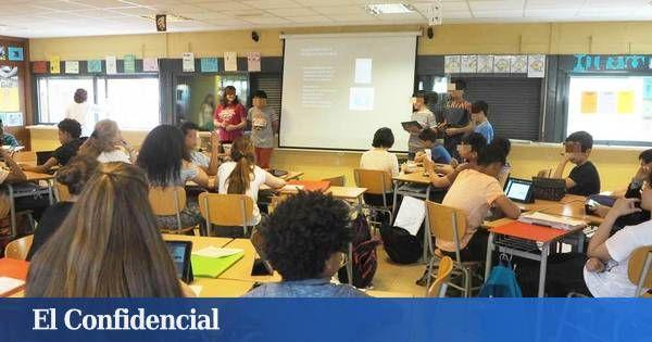 Educación: El colegio concertado del barrio pobre que utiliza técnicas innovadoras. Noticias de Alma, Corazón, Vida. En una de las zonas más pobres de la capital, este centro lleva quince años ofreciendo innovación educativa a estudiantes de uno de los barrios más desfavorecidos de Madrid