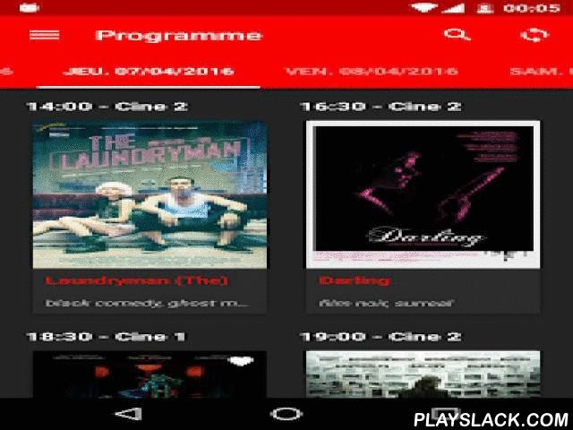 BIFFF Movie Guide  Android App - playslack.com ,  Get easy access to all information about movies running at the Brussels International Fantastic Film Festival (BIFFF). Ready for 2016 edition.- Browse the schedule- List all movies or filter them by genre- Search for movies by title or director- View movie details, complete with pictures gallery and trailer- NEW: view guests for each movie and access their biography and filmography- Manage your bookmarks list- Share a movie's details with…