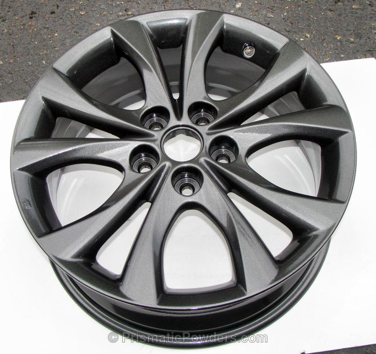Kingsport Grey With Clear Vision Top Coat Cars Powder