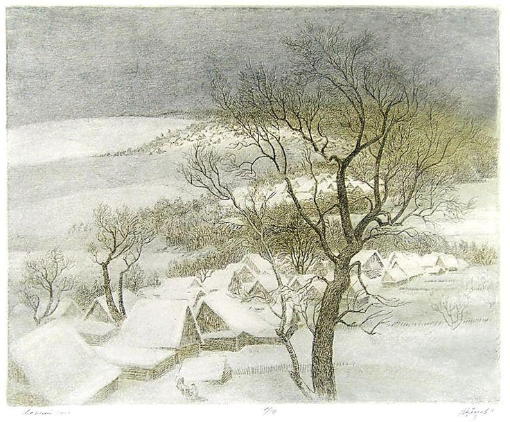 Виталий Губарев Свежий снег