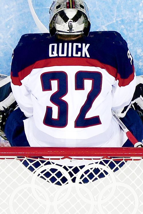 Jonathan Quick This Bro Has Become My Favorite Tendy Of All Time Best