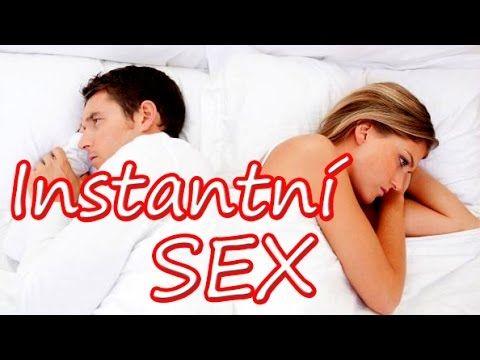 Instantní sex - czech vlog (mládeži přístupno)