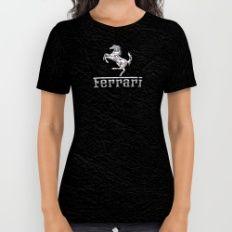 metal horse All Over Print Shirt