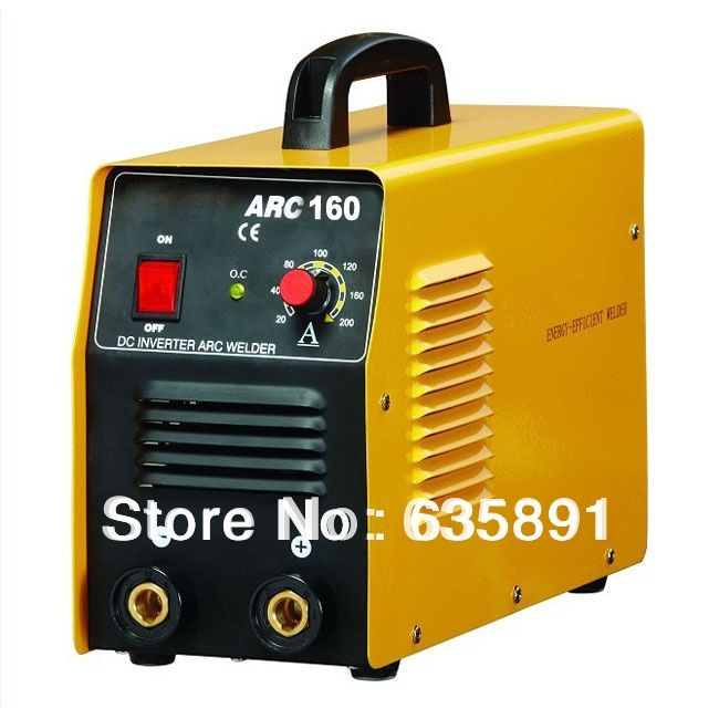 105.00$  Watch here - http://alidza.worldwells.pw/go.php?t=1397308051 - ARC-160 inverter welder portable welding machines  for civil use