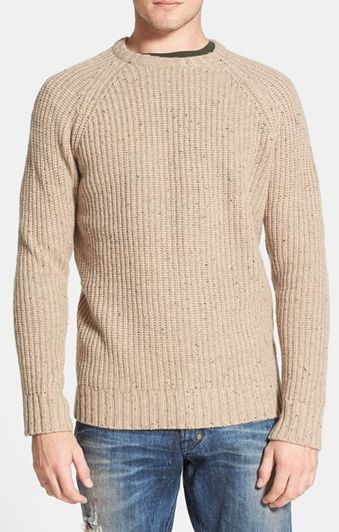 $58.96 for Obey 'Deering' Wool Blend Crewneck Sweater @ Nord Strom - Hot Deals