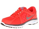 Nike - Dual Fusion Run (Bright Crimson/White/University Blue/Metallic Cool Grey)