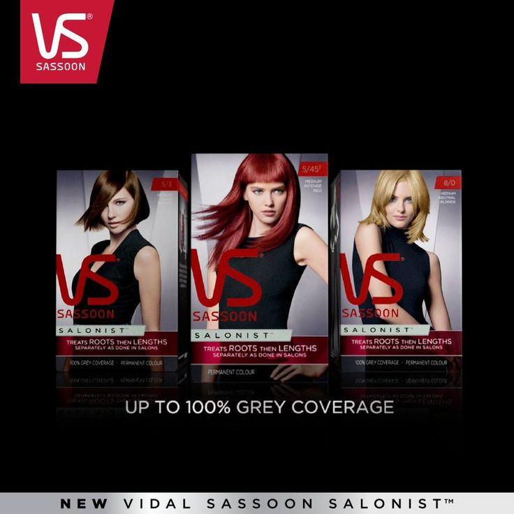 58 Best Vidal Sassoon Salonist Images On Pinterest Haircolor Hair