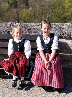 Bayerische Kinder